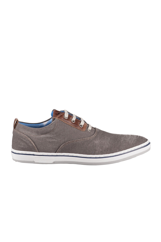 Schoudertasje Voor Heren : Bullboxer schoenen voor heren midden grijs