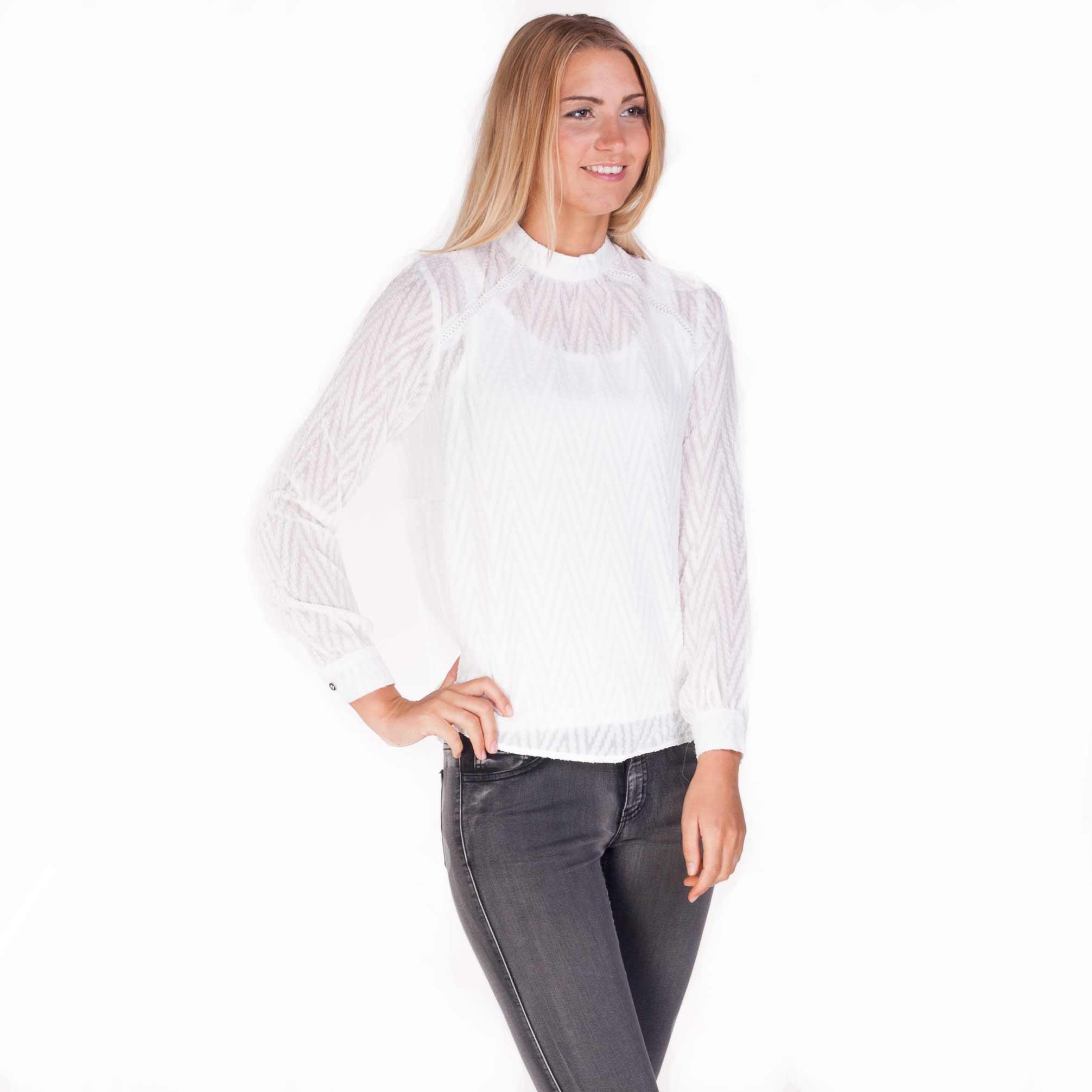 Lastest Buy ONLY Batwing Romantic Blouse For Women  Women39s White Blouses