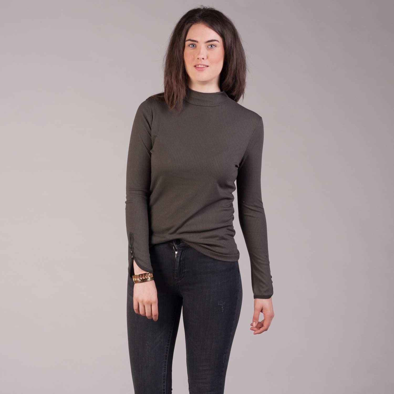 dameskleding t shirts lange mouwen shop online bij. Black Bedroom Furniture Sets. Home Design Ideas
