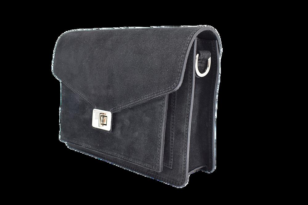 Silver Beau Bag